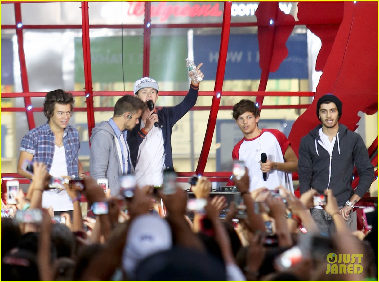 one direction today show concert series watch now 042936120