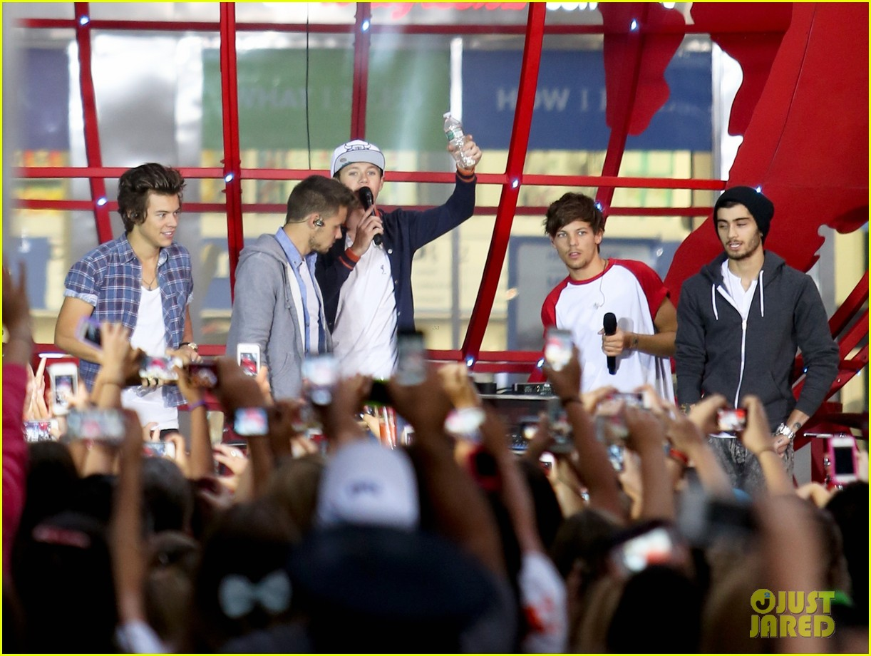 one direction today show concert series watch now 052936121