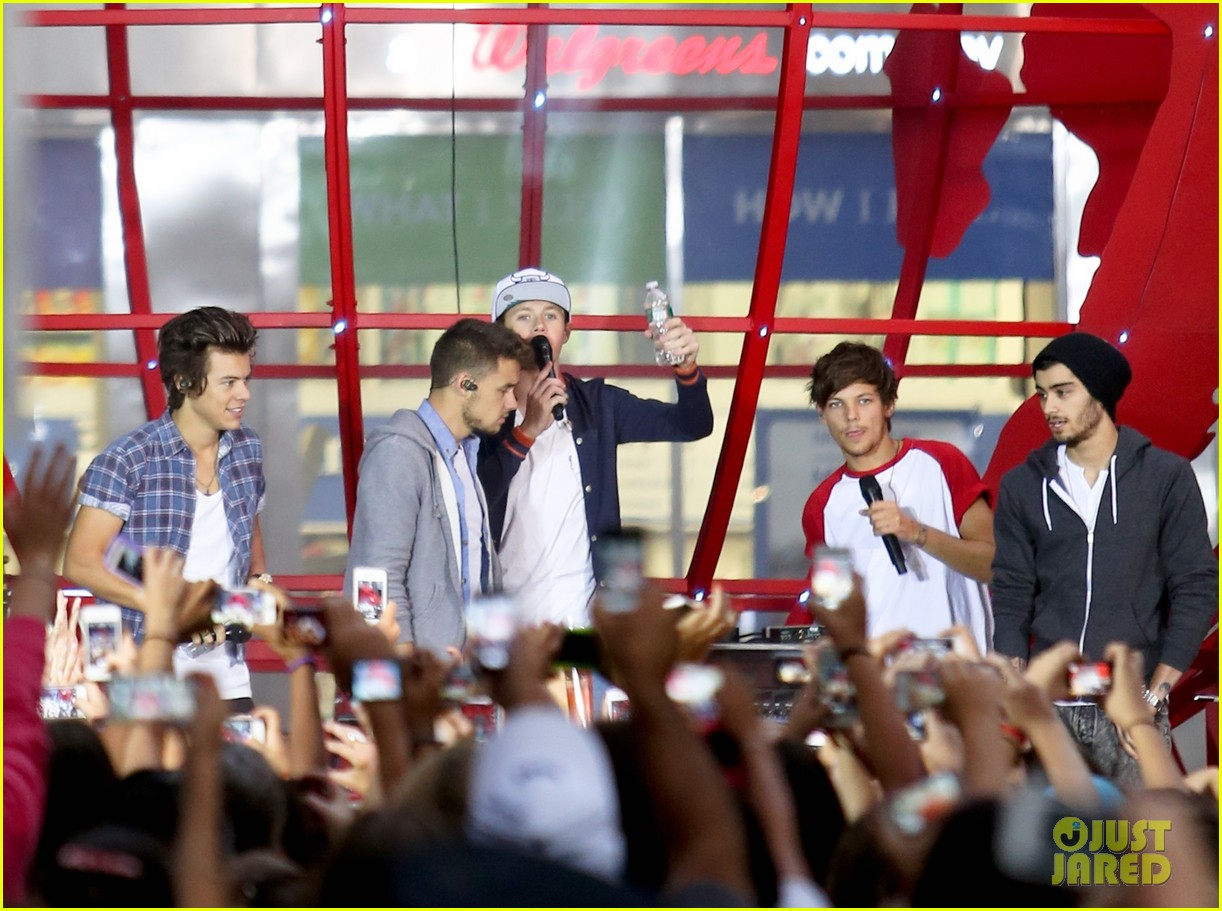 one direction today show concert series watch now 062936122