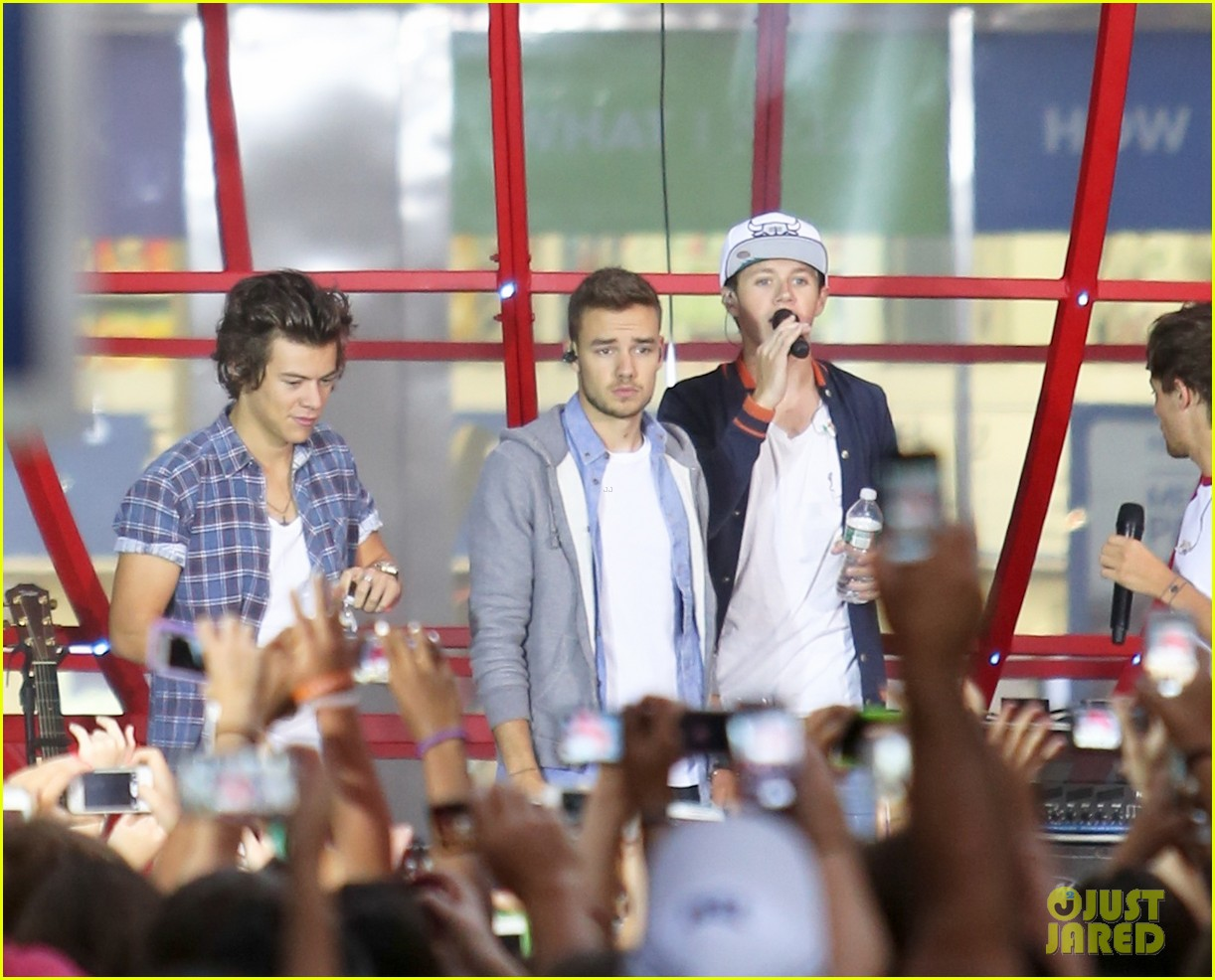 one direction today show concert series watch now 102936126