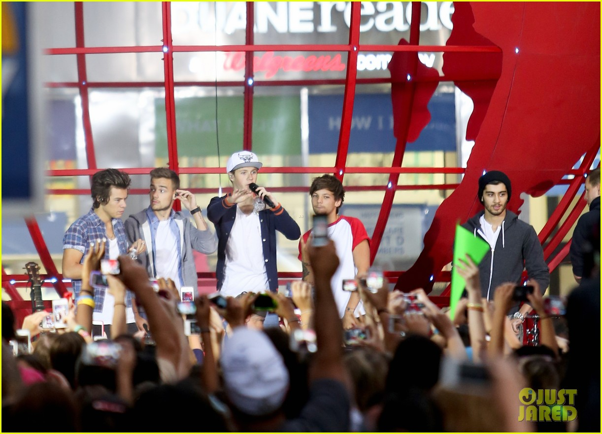 one direction today show concert series watch now 112936127