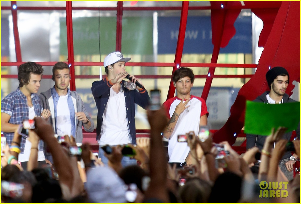 one direction today show concert series watch now 122936128