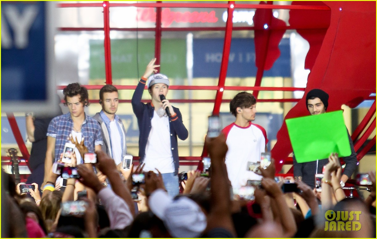 one direction today show concert series watch now 142936130