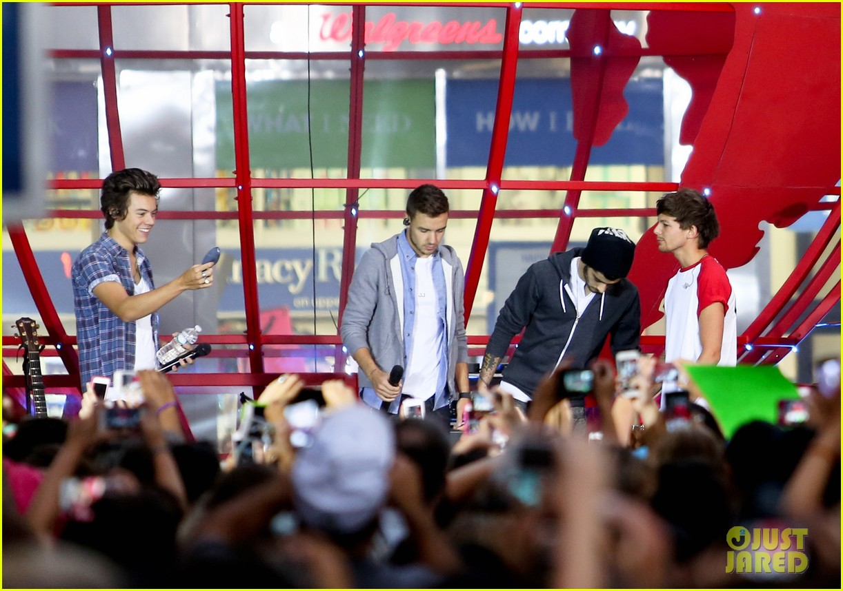 one direction today show concert series watch now 172936133