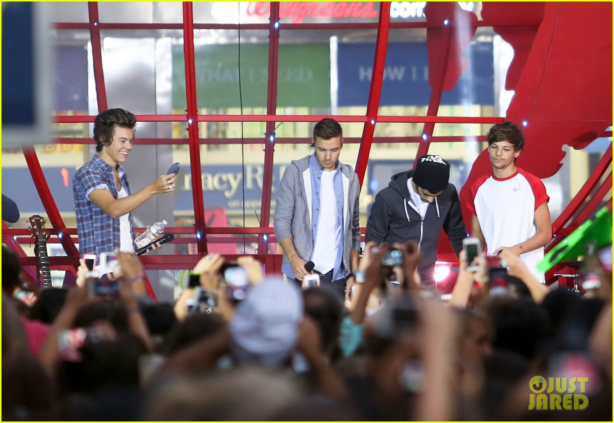 one direction today show concert series watch now 182936134
