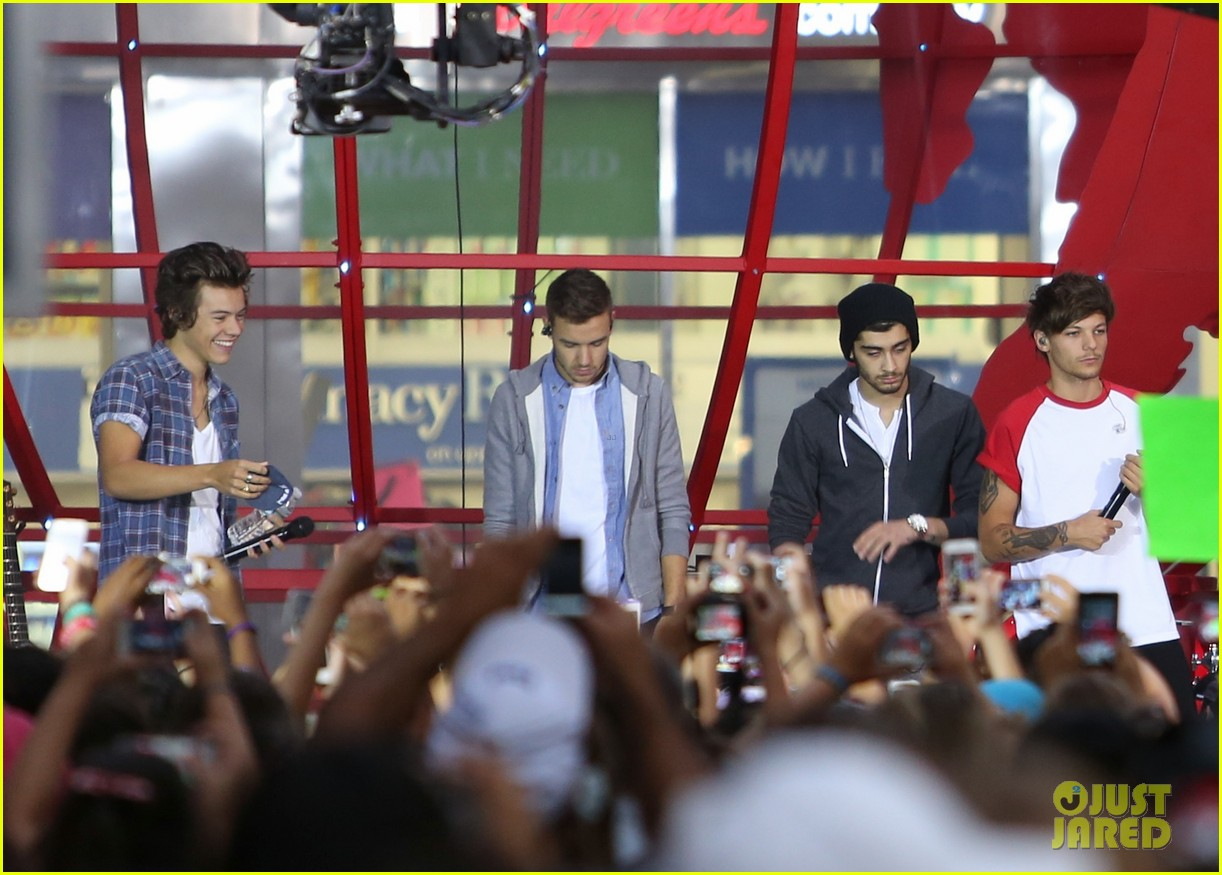 one direction today show concert series watch now 192936135