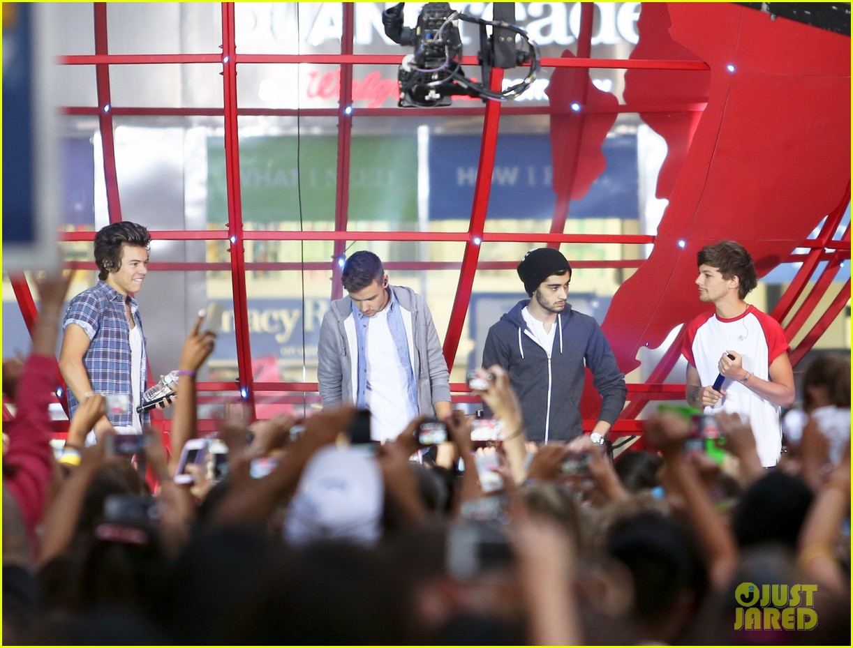 one direction today show concert series watch now 212936137