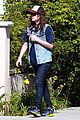 ellen page grocery shops after caution tape day 10