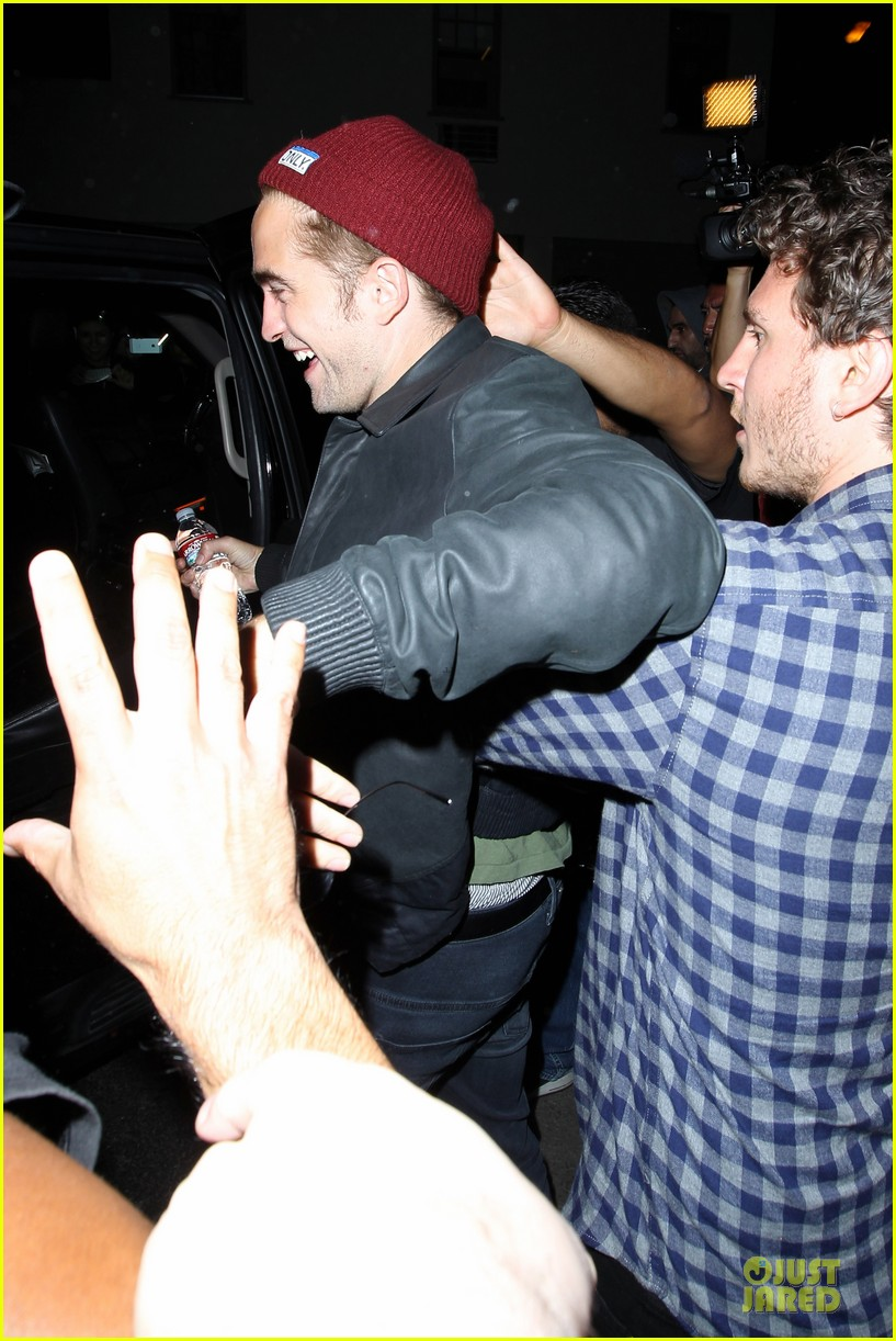 robert pattinson bobby long concert goer 052931823