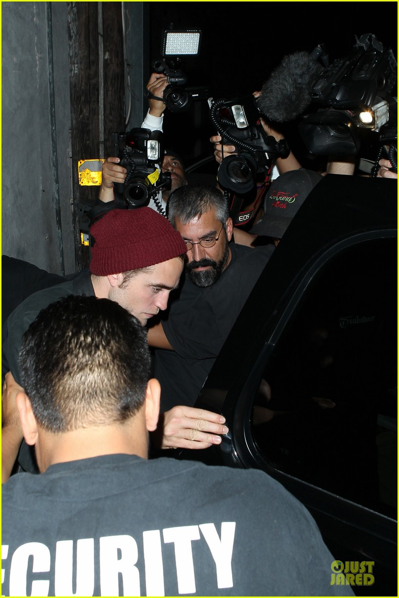 robert pattinson bobby long concert goer 132931831