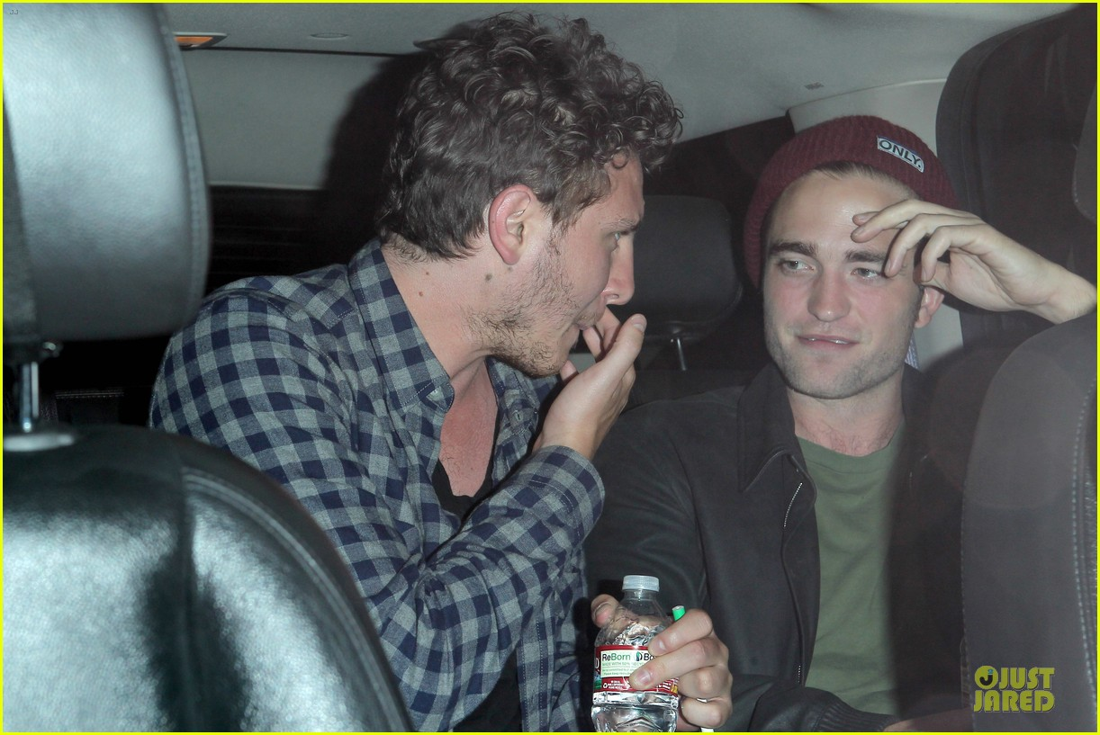 robert pattinson bobby long concert goer 142931832