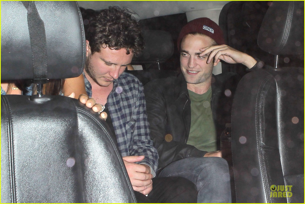 robert pattinson bobby long concert goer 162931834