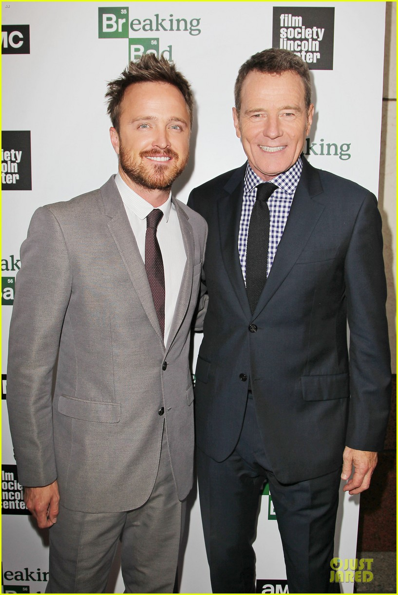 aaron paul bryan cranston breaking bad season 6 premiere 022921205