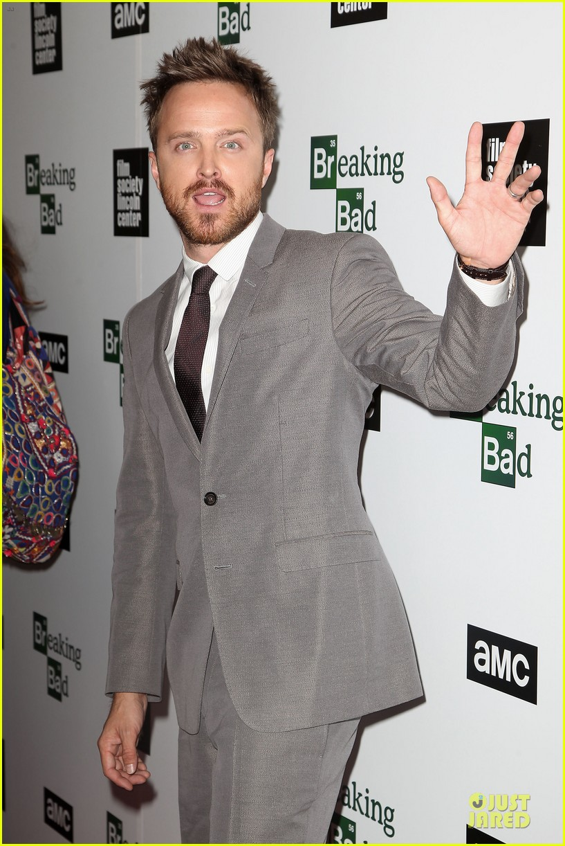 aaron paul bryan cranston breaking bad season 6 premiere 142921217
