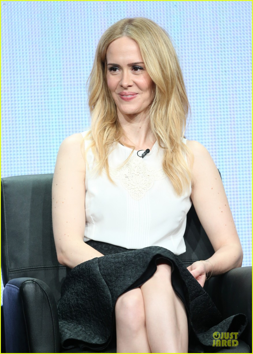 American Horror Story' Actress Sarah Paulson: I Don't Have to Give Everything to Everyone'