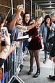 katy perry roars in new york city for z100 visit 23