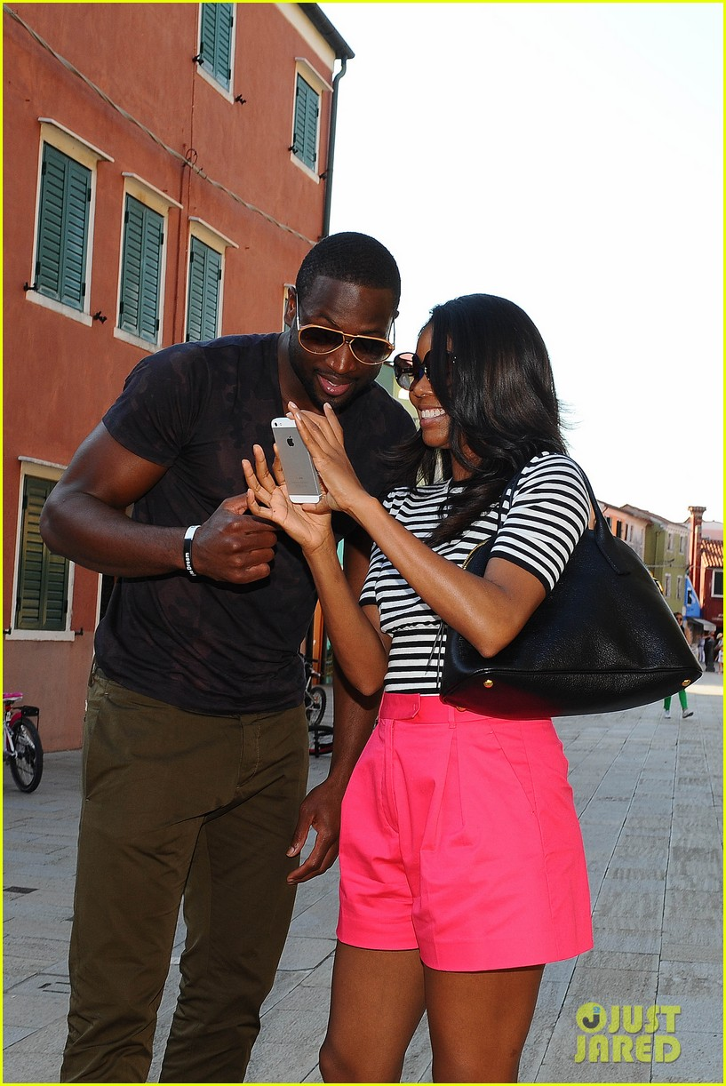 freida pinto venice sightseeing with gabrielle union dwyane wade 042941059