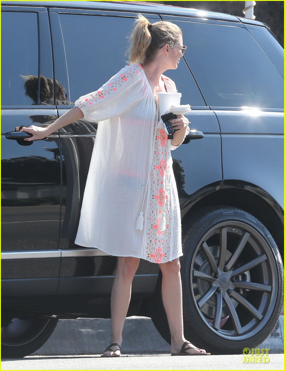 ellen pompeo sports sheer dress for ice cream stop 132928918