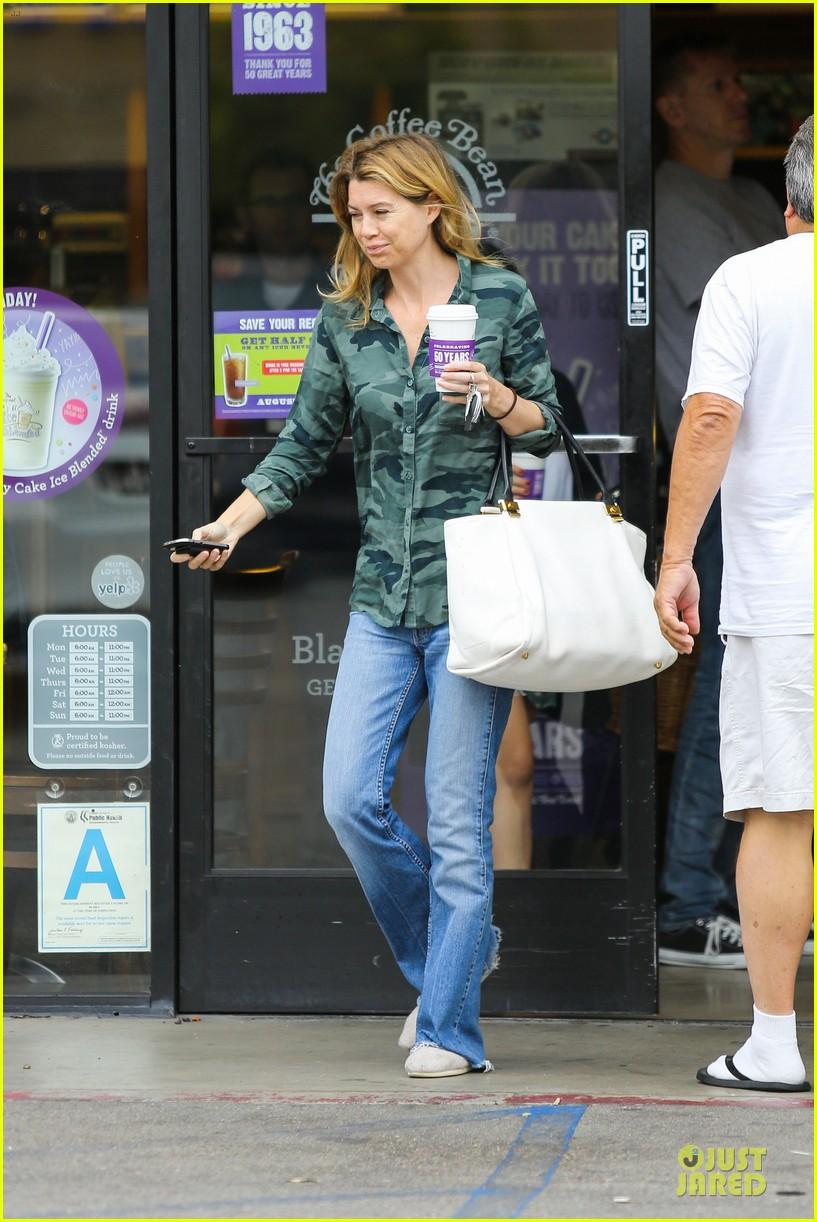 Ellen Pompeo: Shonda Rimes Talks \'Grey\'s Anatomy\' Season 10!: Photo ...