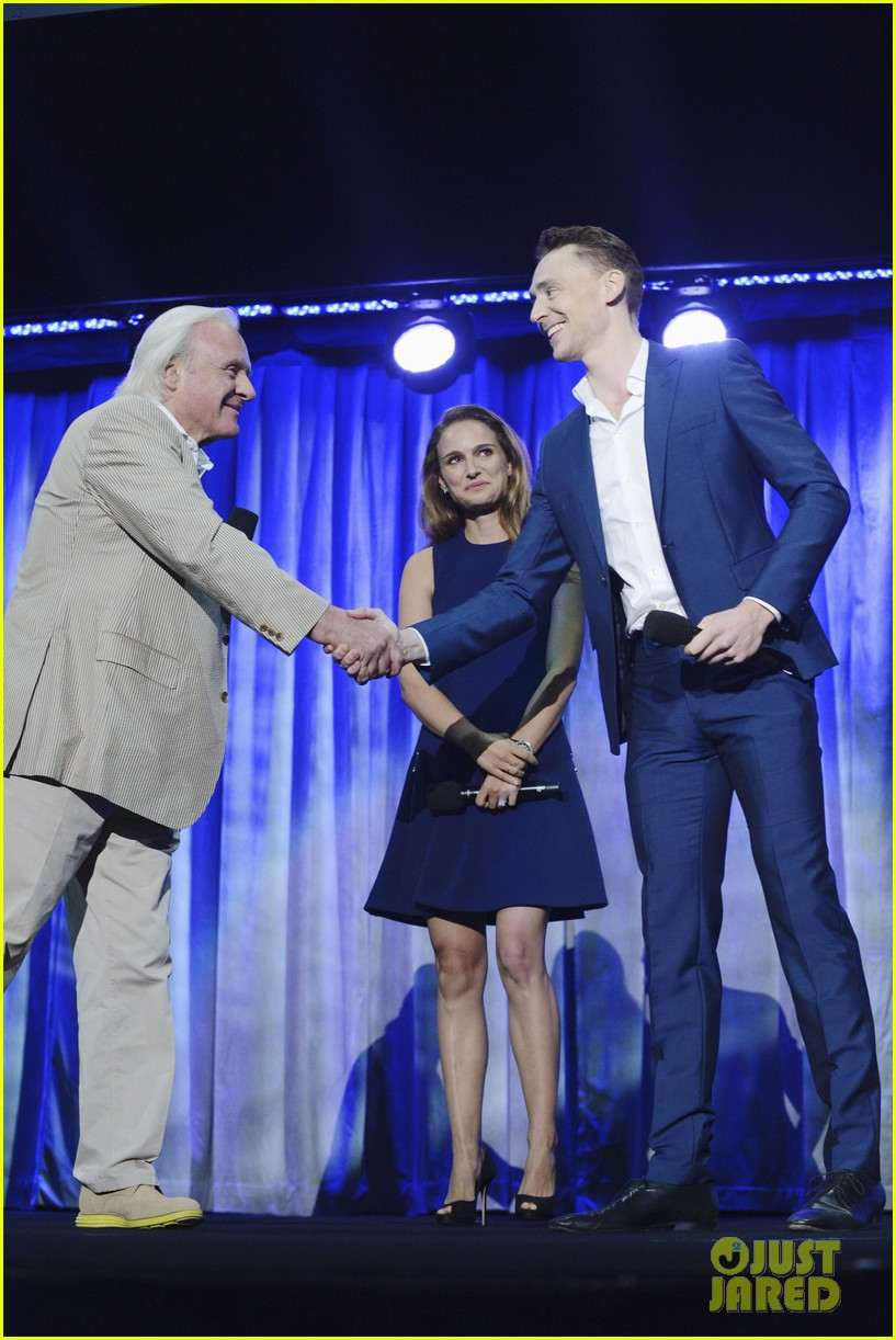 natalie portman tom hiddleston thor at disney d23 expo 052927260