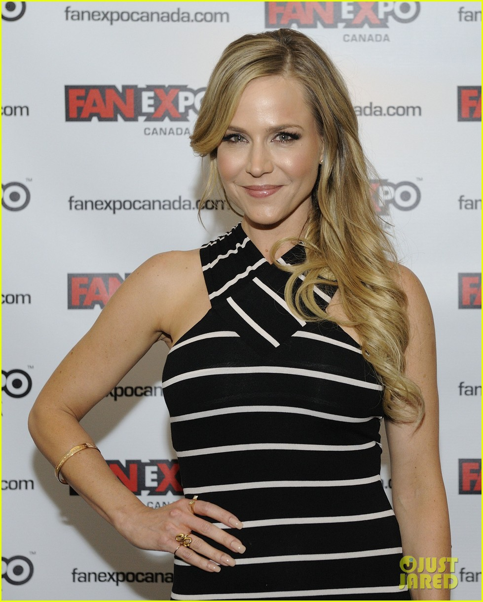 zachary quinto julie benz fan expo canada 052937136