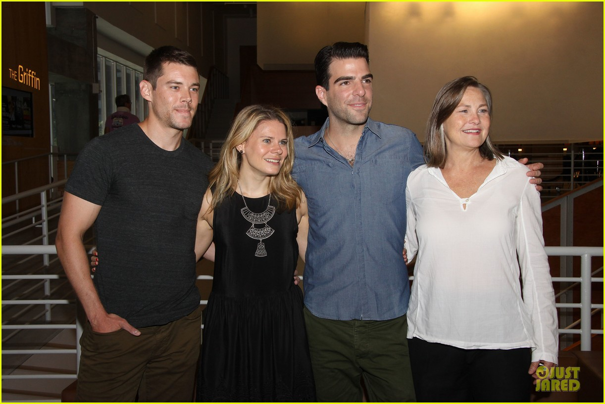 zachary quinto the glass menagerie media day 052934413