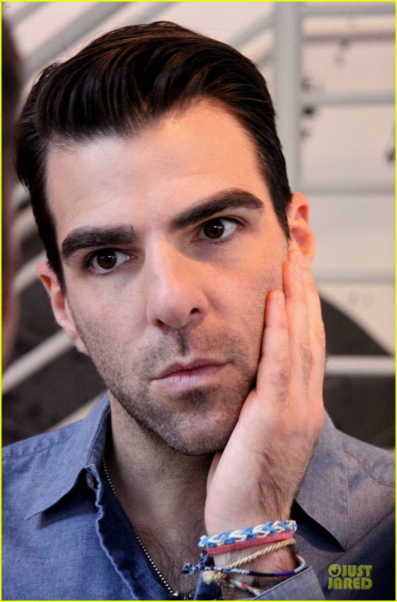 zachary quinto the glass menagerie media day 202934428