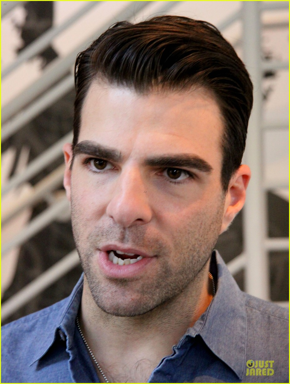 zachary quinto the glass menagerie media day 212934429