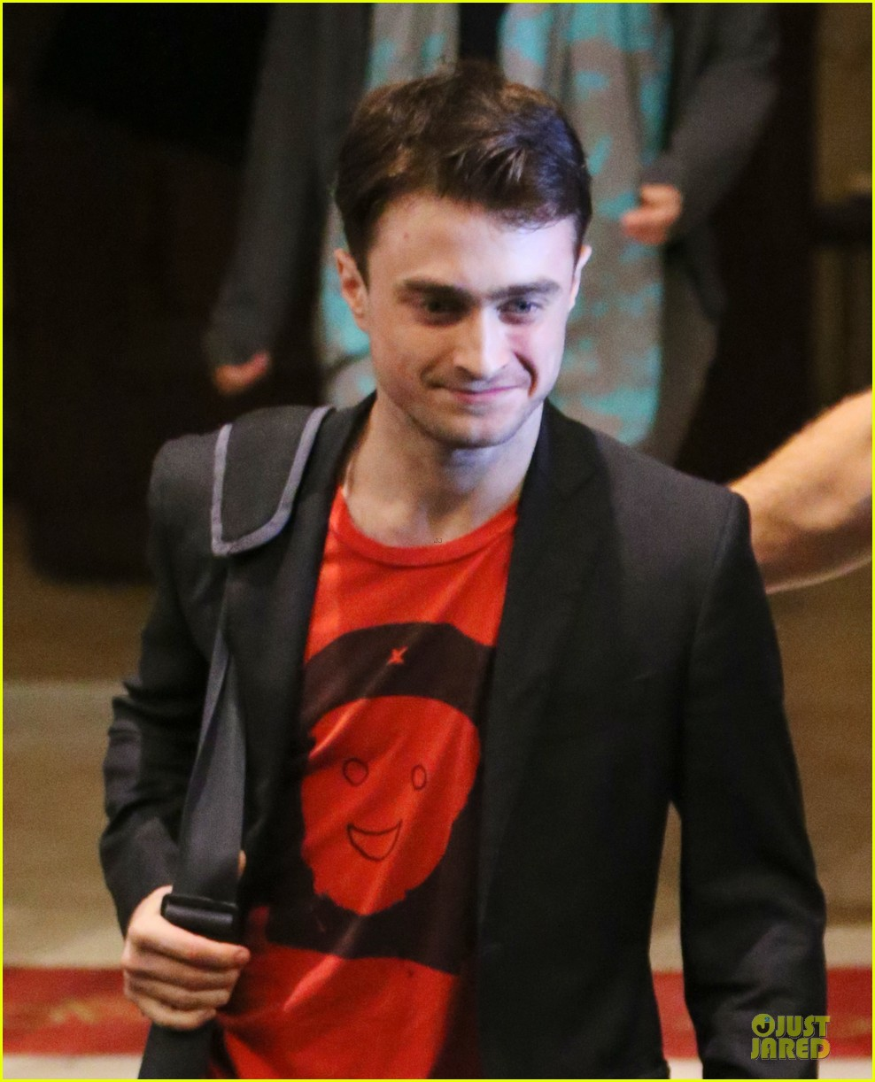 daniel radcliffe the f world will screen at toronto film festival 092929739