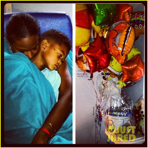 tameka raymond shares usher raymond v recovery pic after pool accident 012926569