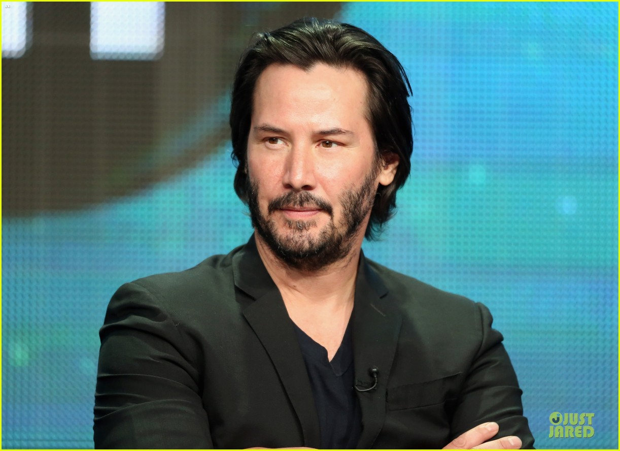 keanu reeves side by side at pbs summer tca tour 08