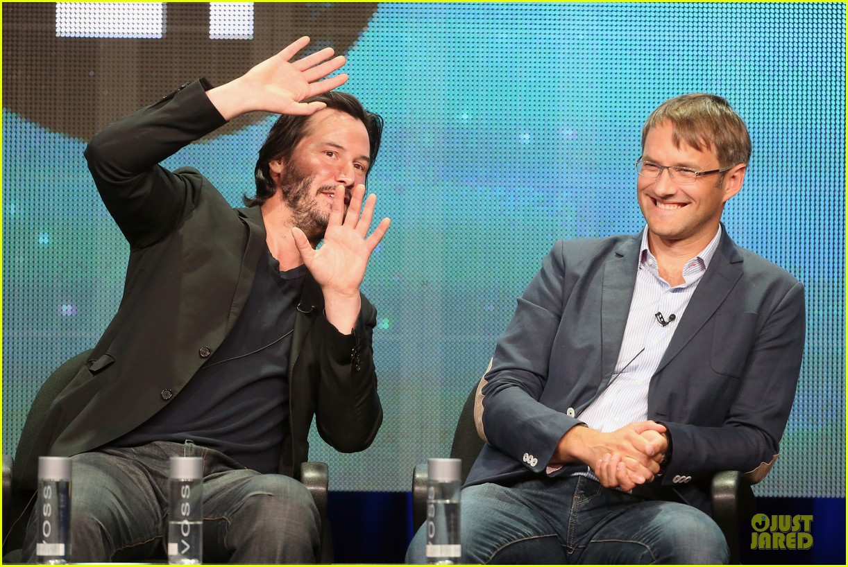 keanu reeves side by side at pbs summer tca tour 112925267