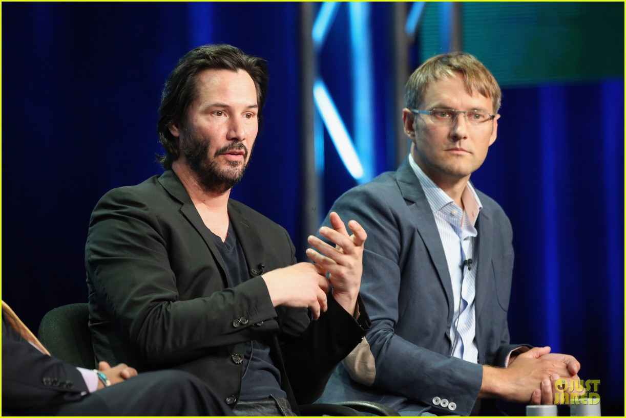keanu reeves side by side at pbs summer tca tour 152925271