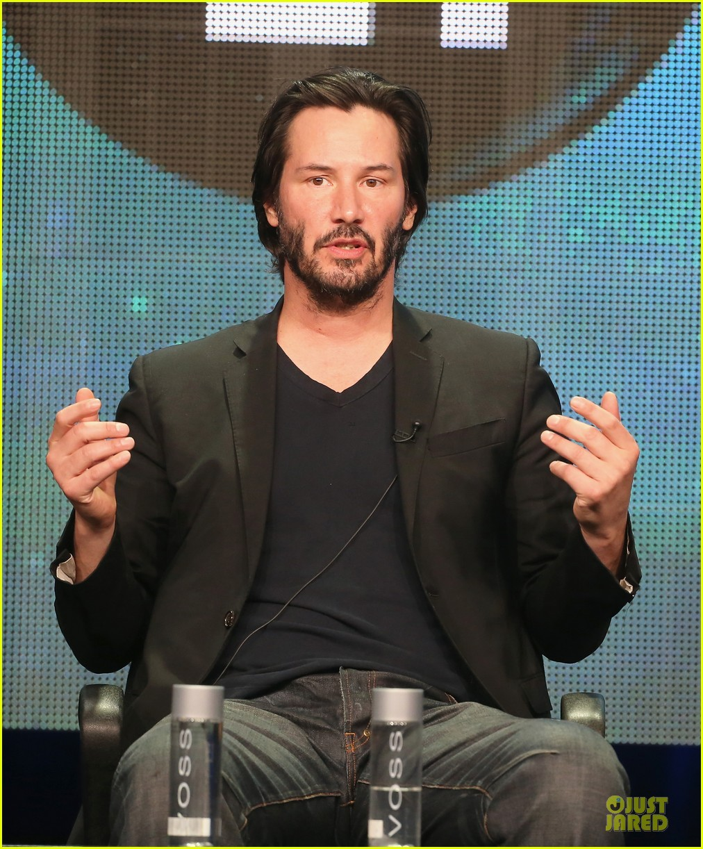 keanu reeves side by side at pbs summer tca tour 212925277