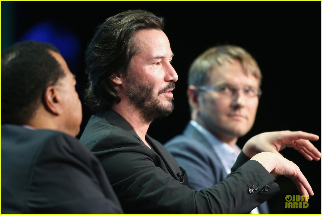 keanu reeves side by side at pbs summer tca tour 232925279