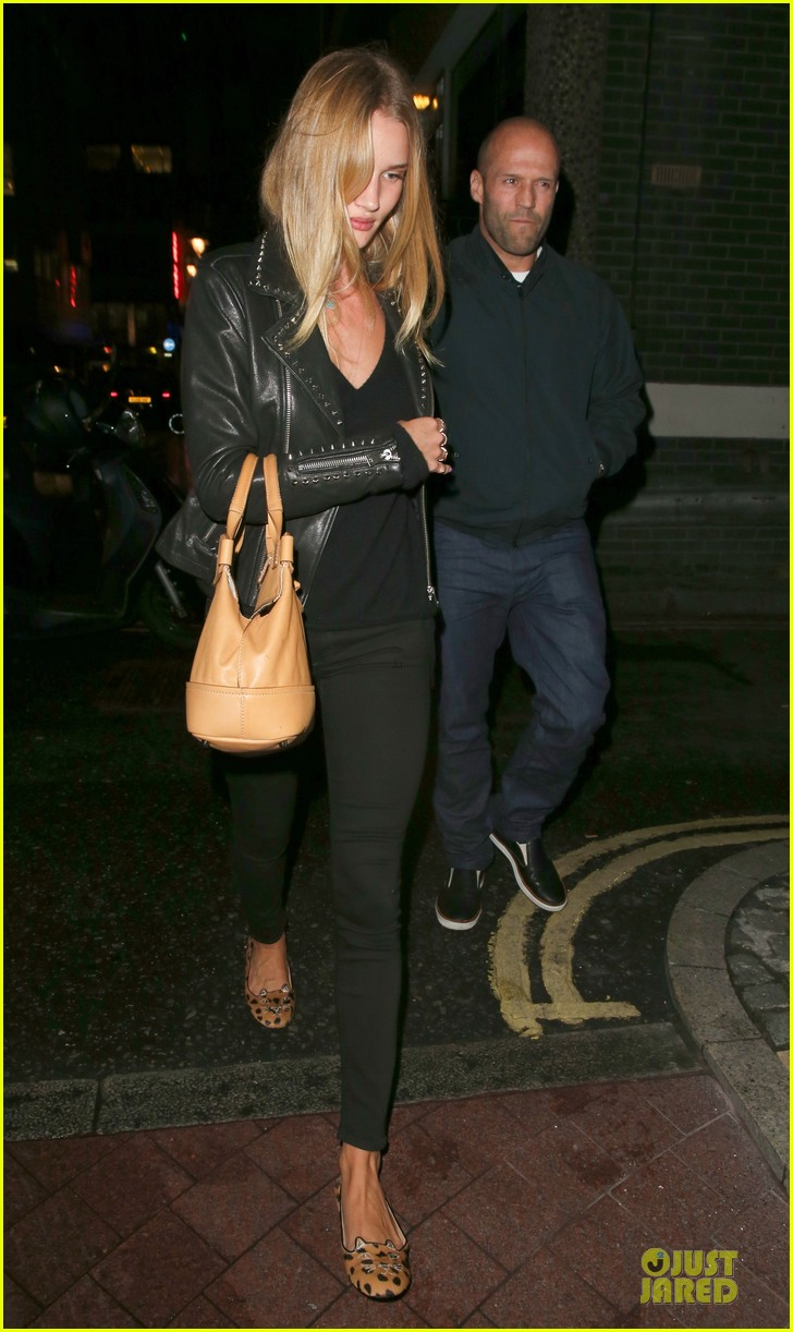 rosie huntington whiteley jason statham hold hands after london dinner 102930335