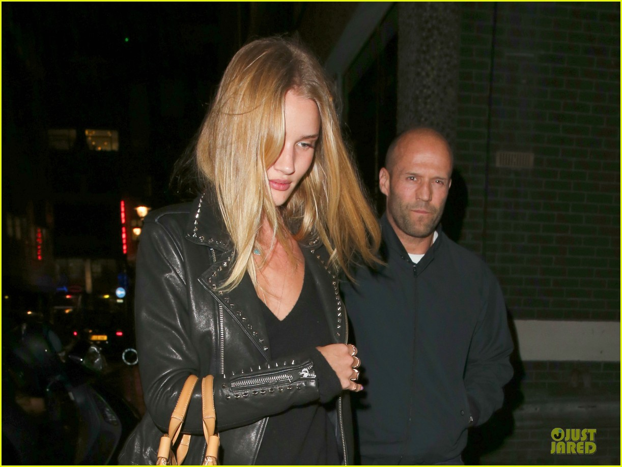 rosie huntington whiteley jason statham hold hands after london dinner 112930336