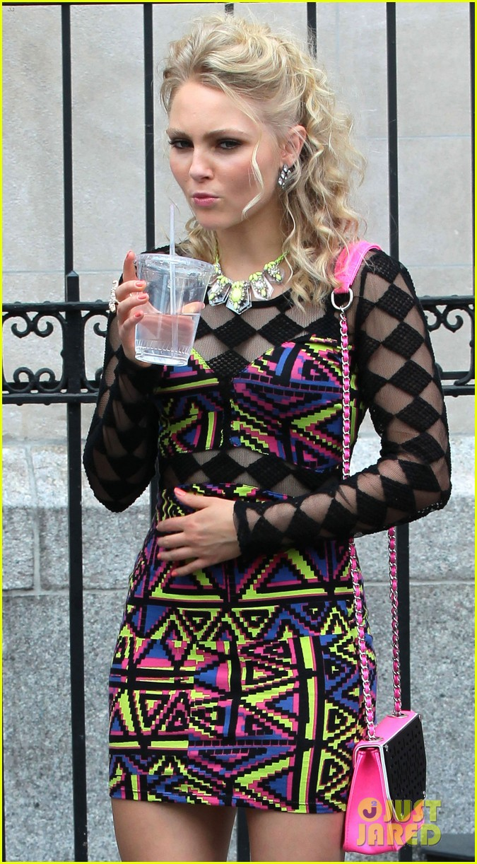 annasophia robb carrie diaries kiss with chris wood 052934625