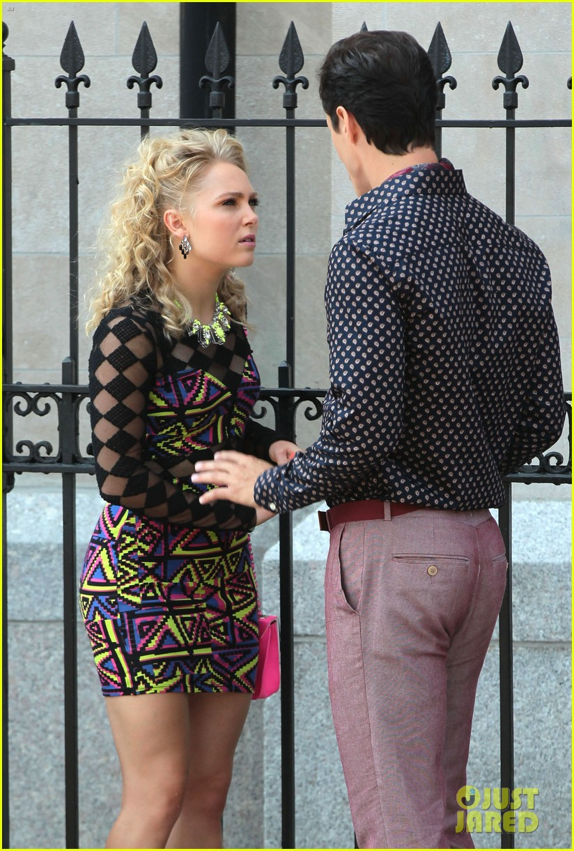 annasophia robb carrie diaries kiss with chris wood 14