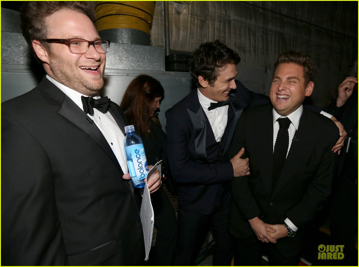 seth rogen the roast of james franco 12