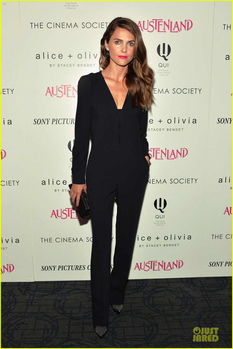 keri russell austenland nyc screening 012928926