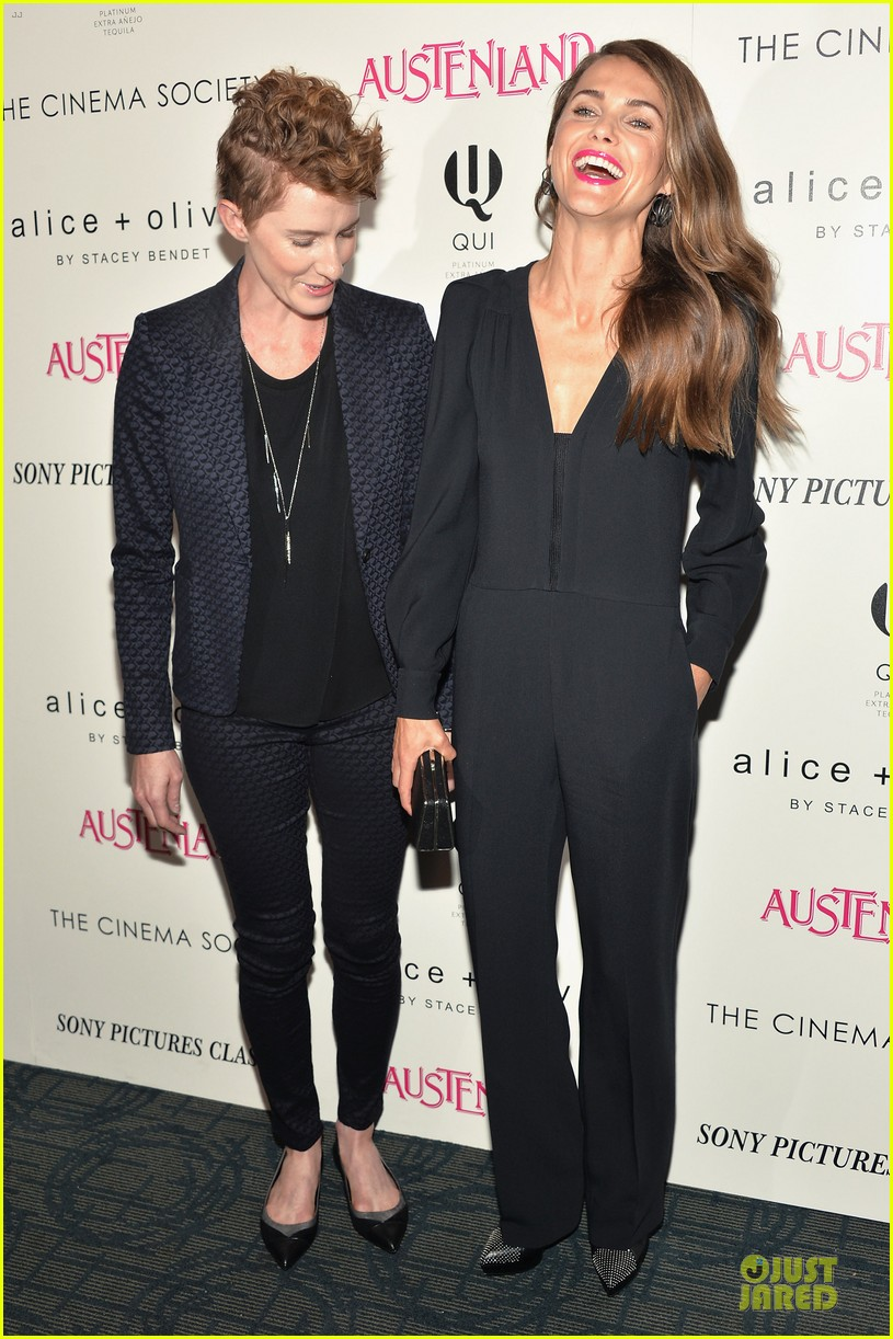 keri russell austenland nyc screening 10