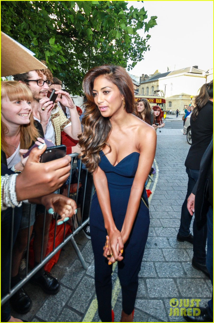 nicole scherzinger x factor uk season ten launch 032940510