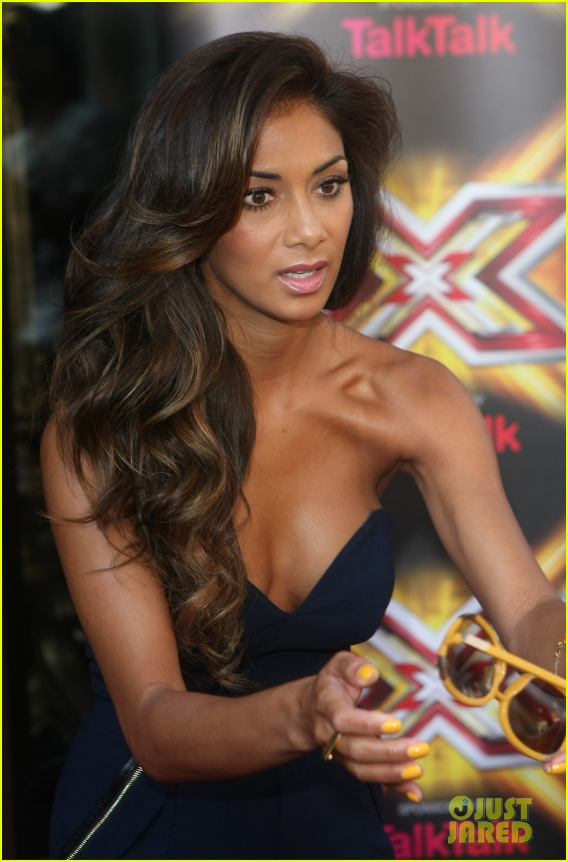 nicole scherzinger x factor uk season ten launch 13