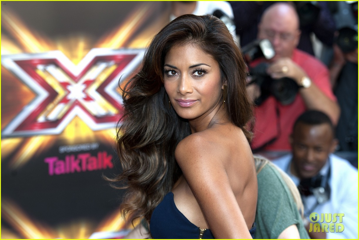 nicole scherzinger x factor uk season ten launch 162940523