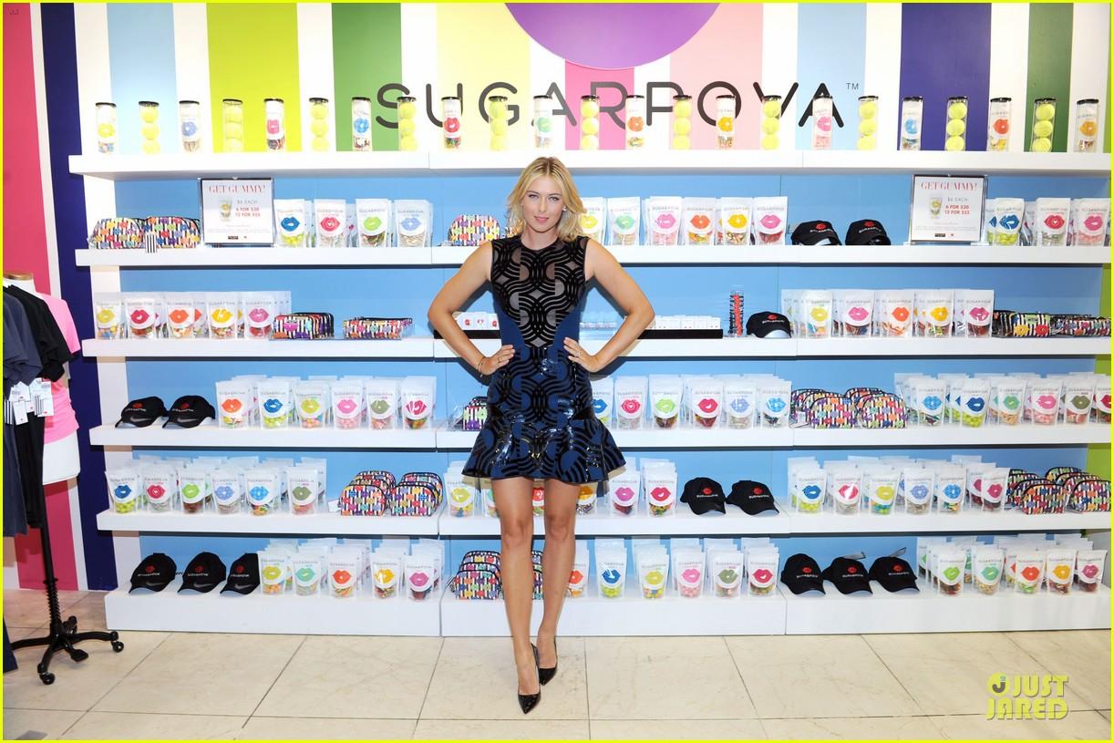 maria sharapova sugarpova accessory collection launch 032934481