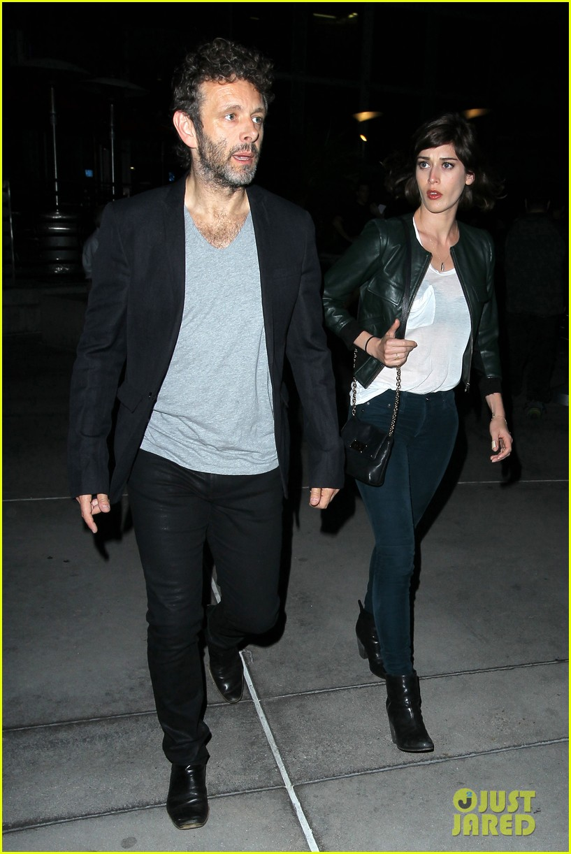 michael sheen lizzy caplan worlds end after party 012935502