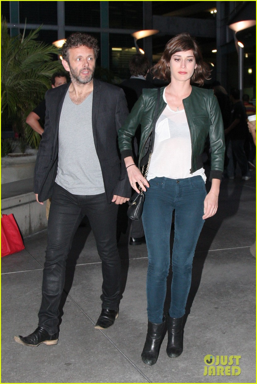 michael sheen lizzy caplan worlds end after party 032935504