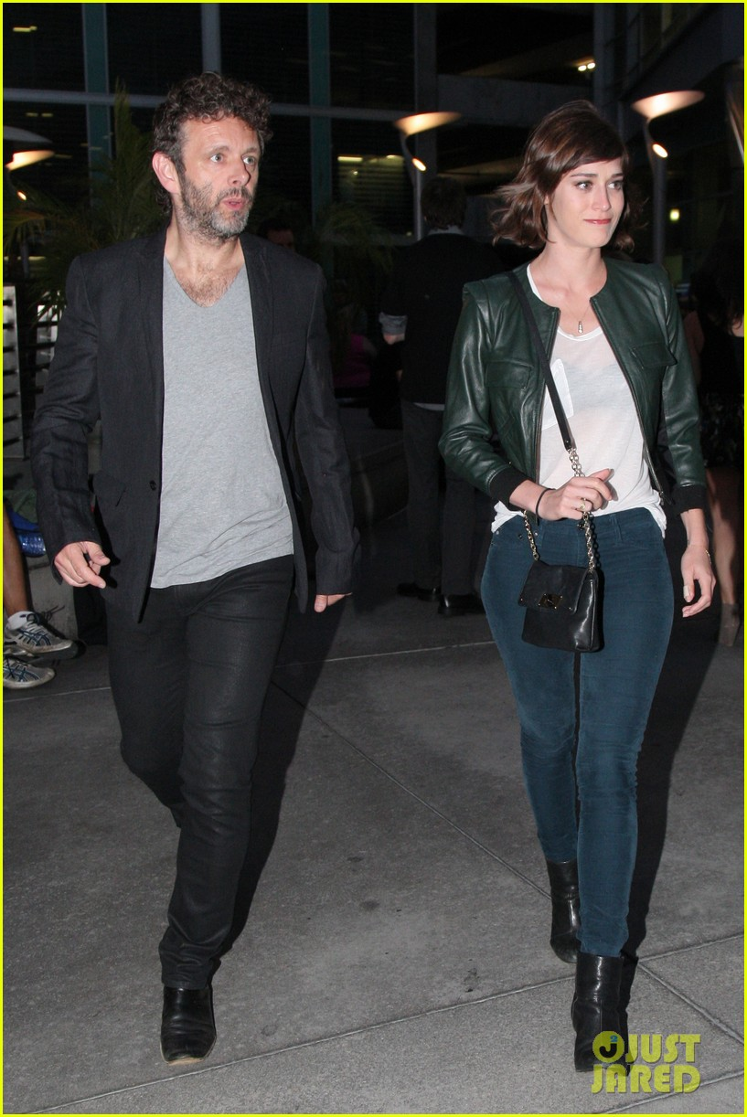 michael sheen lizzy caplan worlds end after party 052935506