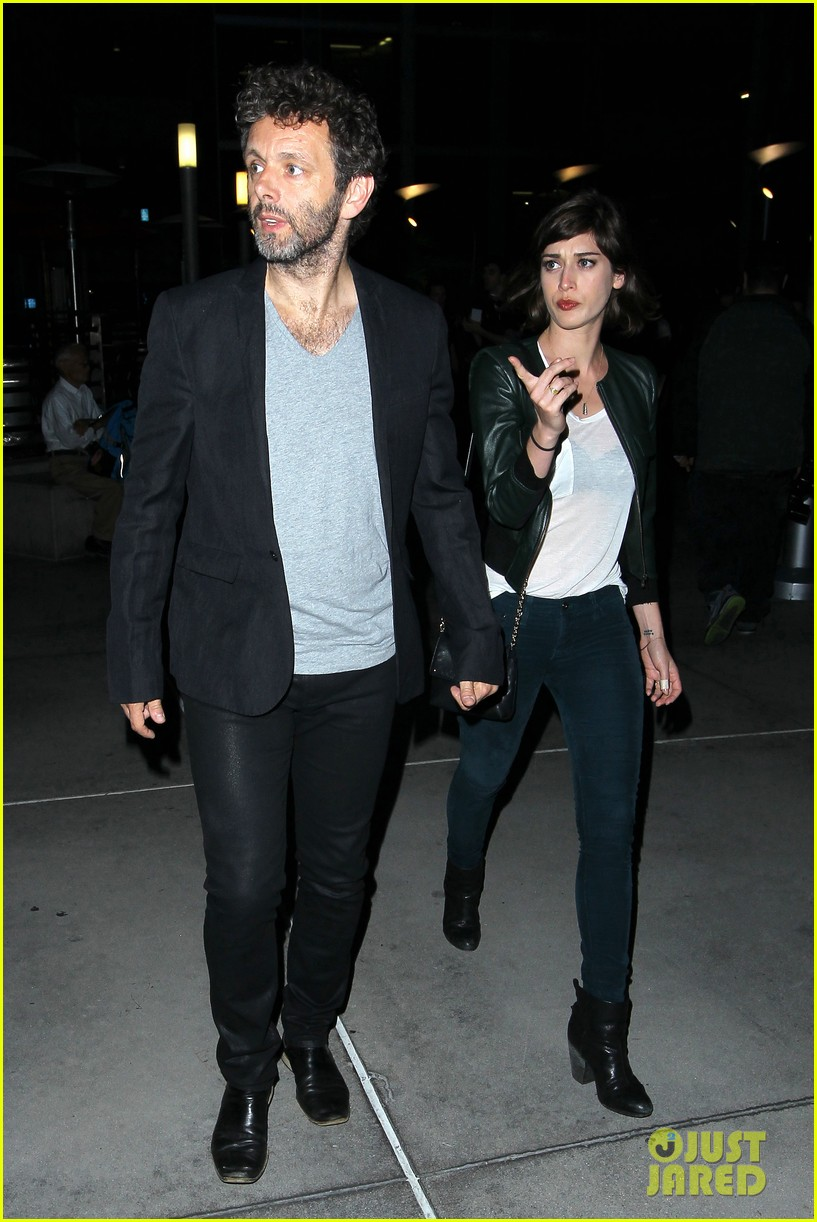 michael sheen lizzy caplan worlds end after party 092935510